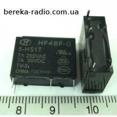 HF46F-G-005-HS1T relay