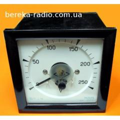 M325 voltmeter of C. 1.5, 250V