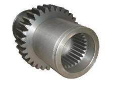 Shaft gear wheel: Ø1200мм x length are 1500 mm of