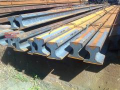 Rails are crane: KR-70; KR-80; KR-100; KR-120;