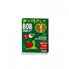 Natural apple candies with Bob Snail mint