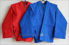 "Jacket Sambo ""Stels"" - junior"