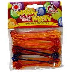 Skewer Fork cold fruit punch (25 pieces)