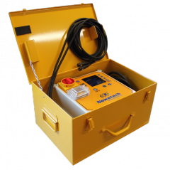 Аппарат электромуфтовой сварки Nowatech ZERN-4000
