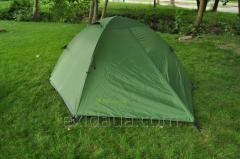 Палатка туристическая MOUSSON FLY 2 GREEN