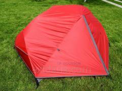 Палатка туристическая MOUSSON AZIMUT 2 RED