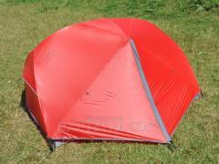 Палатка туристическая MOUSSON AZIMUT 3 RED