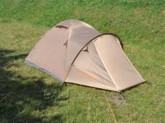 Палатка туристическая MOUSSON ATLANT 3 AL SAND