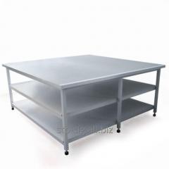 The table is raskroyny modular