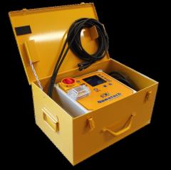 Аппарат электромуфтовой сварки  NOWATECH ZEEN-4000 С протоколированием (II ПОКОЛЕНИЕ)