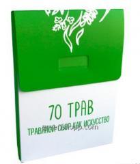 Сбор 70 трав для похудения