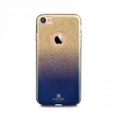 Cover silicone Mooke Aurora Gradient for iPhone 7