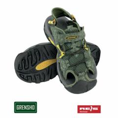Grensho sandal BKSTROPICAL olive