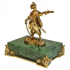 Figure souvenir Cossack Polkovnik 001