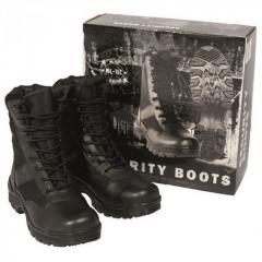 Ботинки тактические Mil-Tec Security Boots