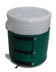 Декристаллизатор, роспуск мёда в ведре 21 л. Разогрев до + 40°С.