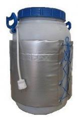 Декристаллизатор,  роспуск мёда в пластиковой