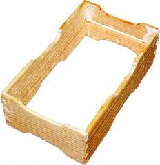 Рамка для сотового меда под рамку 435Х145 по...