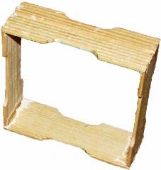 Рамка для сотового меда под рамку 435Х230 большая