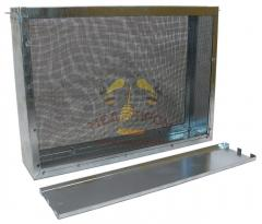 Изолятор сетчатый на 2 рамки «дадан»