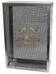 Изолятор сетчатый на 2 рамки «украинский»