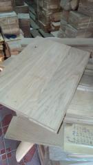 Паркет Oak House 17х70х500 мм дуб натуральный