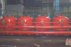 Water and gas purification equipment