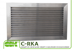 C-RKA-100-50 grille channel unregulated