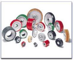 Spare parts on carts hydraulic