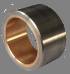 Bimetallic plugs