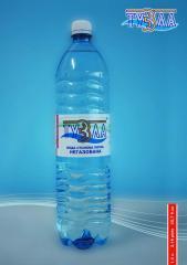 Питьевая вода столовая негазированная 1,5 л