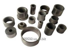 Iron-graphite products