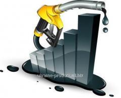 Diesel fuel of euro PPM50