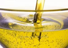 Crude sunflower oil for export. Certificates: