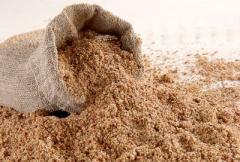 صادرات دقيق بزر الكتان. بروتين 32٪ دهون: 7.5٪