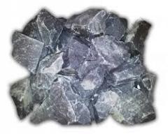 Камень для сауны Базальт колотый средний 20 кг