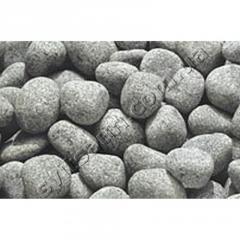 Камень для сауны ОЛивиновый диабаз шлифованный 15 кг
