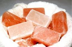 Мыло из гималайской соли