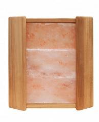 Ограждение для светильника угловое с гималайской солью Термоабаш