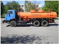 Автотопливозаправщик АТЗ-10-53215