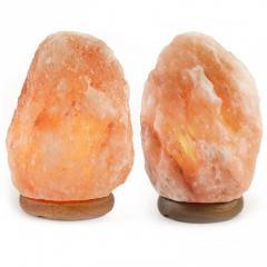 Светильник из гималайской соли Скала 25-30 кг