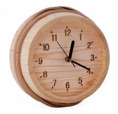 Часы настенный для предбаника 530-Р