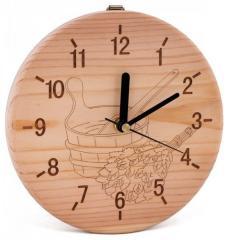 Часы настенный для предбаника 532-Р