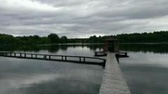 Продається рибний бізнес земельна ділянка площею 10.6902га з них 7.2934га-озеро.