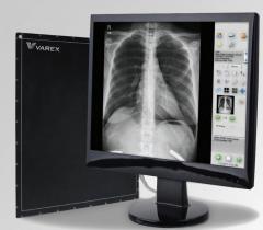 Flat panel detectors PaxS can VAR EX Imaging