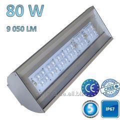 LED street lamp, 80W-9050Lm-IP67, TZ-LSTREET-80