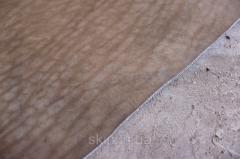 Кожа для низа обуви светло-коричневая арт. СК 1209
