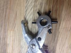 Дырокол револьверного типа,  6 диаметров (2,...
