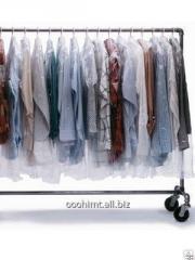 Упаковочные пакеты для одежды 50*120*20