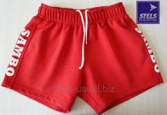 "Shorts pour sambo ""Stels"" - junior"